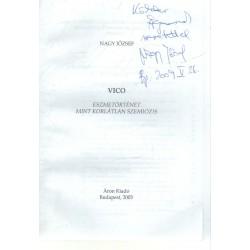 Vico (dedikált)