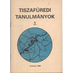 Fejezetek Tiszafüred folklórjából
