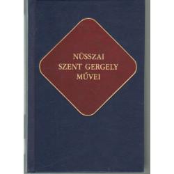 Nüsszai Szent Gergely művei (Ókeresztény írók 18.)