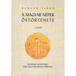 A magyar népek őstörténete I-III. kötet