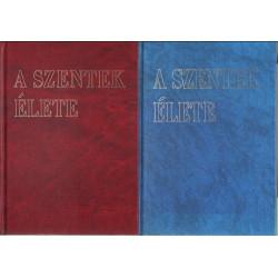 Szentek élete I-II. kötet