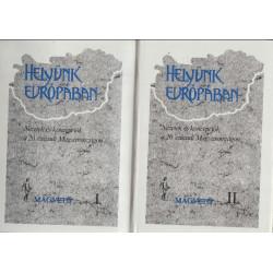 Helyünk Európában