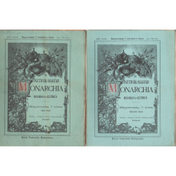 Az Osztrák-Magyar Monarchia írásban és képben XV. kötet (füzetekben)