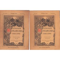 Az Osztrák-Magyar Monarchia írásban és képben XI. kötet (füzetekben)