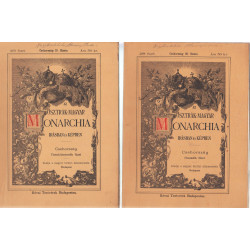 Az Osztrák-Magyar Monarchia írásban és képben XII. kötet (füzetekben)