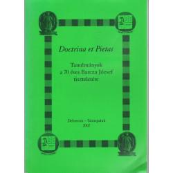 Doctrina et Pietas