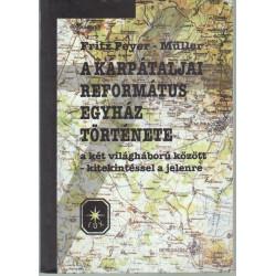 A kárpátaljai református egyház története