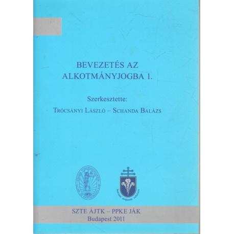Bevezetés az alkotmányjogba 1. kötet