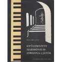 Gyülekezeti harmónium- (orgona-) játék