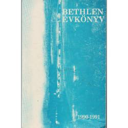 Bethlen évkönyv 1990-91