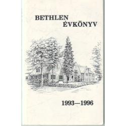 Bethlen évkönyv 1993-1996