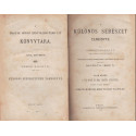A különös sebészet tankönyve I. kötet