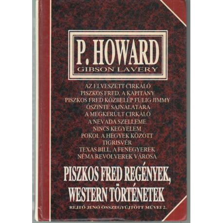 Piszkos Fred regények, Western történetek