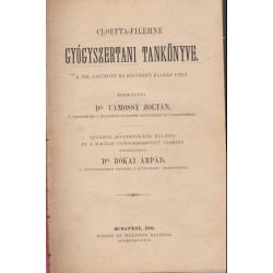 Cloetta-Filehne gyógyszertani tankönyve