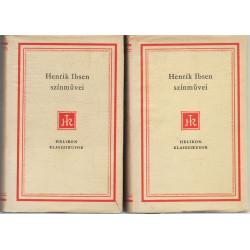 Henrik Ibsen színművei