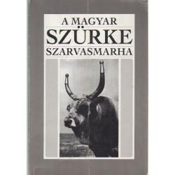 A Magyar Szürke Szarvasmarha