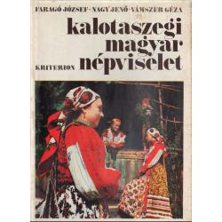 Kalotaszegi magyar népviselet (1949-1950)