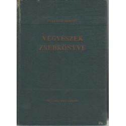Vegyészek zsebkönyve