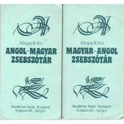 Magyar-Angol Zsebszótár I-II