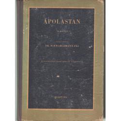 Ápolóstan