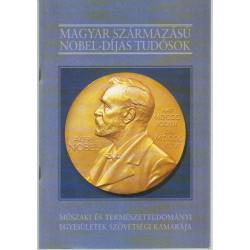 Magyar származású nobel-díjas tudósok