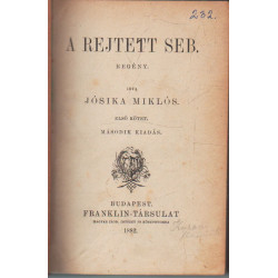 Rejtett seb 1-2 kötet, A tudós leánya 1-2 kötet