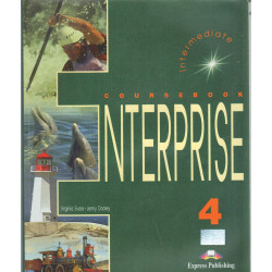 Enterprise 4. coursebook, workbook