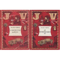 Verne könyvek 6 db egyben