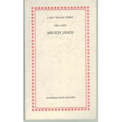 Melich János (dedikált)