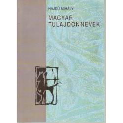 Magyar tulajdonnevek (dedikált)