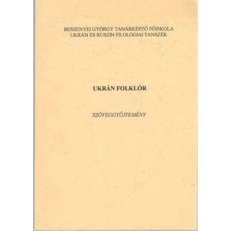 Ukrán folklór (dedikált)