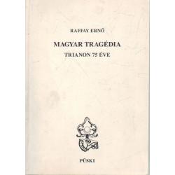 Magyar tragédia (dedikált)