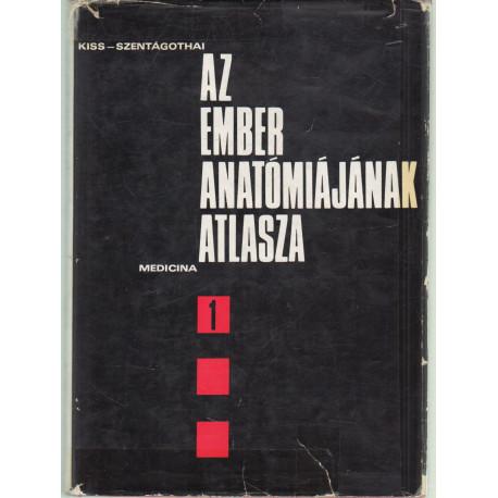 Az ember anatómiájának atlasza I-III. (1967)