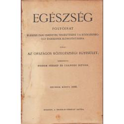 Egészség 1893-94