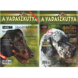 A Vadászkutya 2011. V. évfolyam 1-6. szám (teljes)