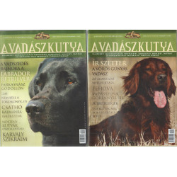 A Vadászkutya 2012. VI. évfolyam 1-6. szám (teljes)