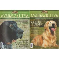 A Vadászkutya 2009. III. évfolyam 1-6. szám (teljes)