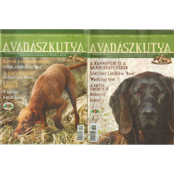 A Vadászkutya 2008. II. évfolyam 1-6. szám (teljes)
