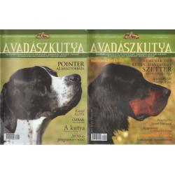 A Vadászkutya 2007. I. évfolyam 1-6. szám (teljes)