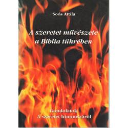A szeretet művészete a Biblia tükrében