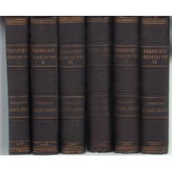 Debreceni lelkészi tár 1-11. kötet