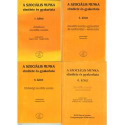 A szociális munka elmélete és gyakorlata 1-4.
