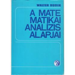 A matematikai analízis alapján