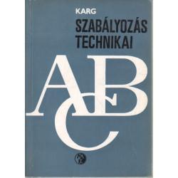 Szabályozástechnikai ABC