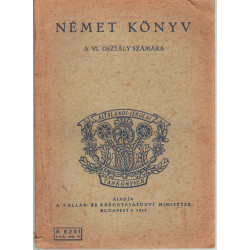 Német könyv