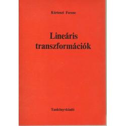 Lineáris transzformációk