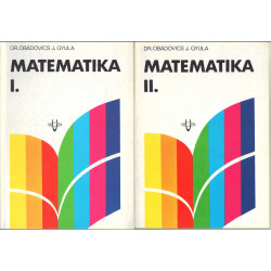 Matematika I-II.