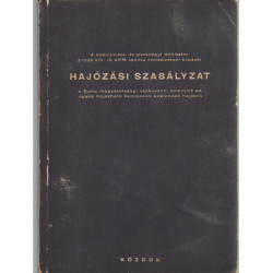 Hajózási szabályzat (1967)