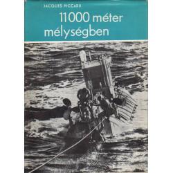 11000 méter mélységben