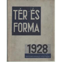 Tér és foma 1928. évf. teljes